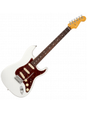 Fender, Am Ultra Stratocaster, Rosewood, Arctic Pearl