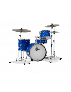 Gretsch - CT1-J484-BSF,Catalina Club,Blue Satin Flame