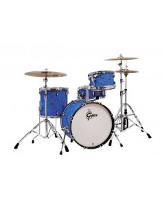 Gretsch - CT1-J404-BSF,Catalina Club,Blue Satin Flame