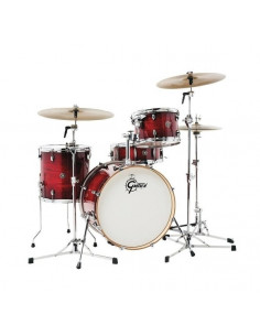 Gretsch - CT1-J404-GCB,Catalina Club,Gloss Crimson Burst