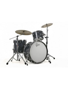 Gretsch - GB-R443-DMBP,USA Brooklyn,Deep Marine Black Pearl