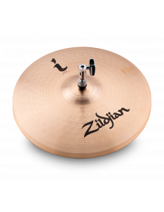 "Zildjian - ZIILH14HP , I Family, 14"" Hats, Medium-Thin Top/Medium Bottom"