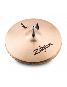 "Zildjian - ZIILH14MHP, I Family, 14"" Mastersound Hats, Medium-Thin Top/Medium Bottom"