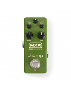 MXR, M281, Thumb Bass Preamp
