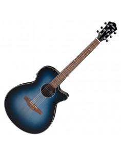 Ibanez - AEG50-IBH, Indigo Blue Burst High Gloss