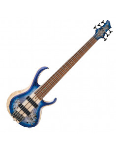 Ibanez - BTB846-CBL, Cerulean Blue Burst Low Gloss