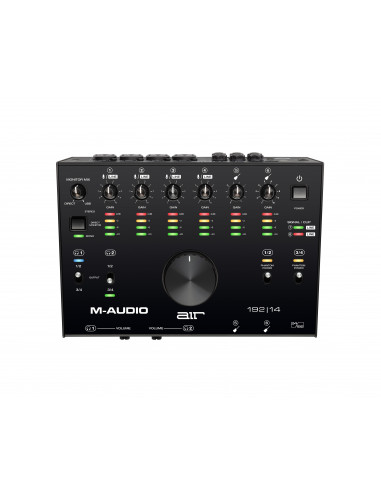 M-Audio, AIR 192   14