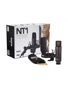 Rode,NT1 Kit,Complete recording solution