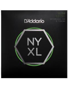 D'Addario,NYXL1156,Medium Top / Extra Heavy Bottom,11-56