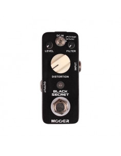 Mooer,Black Secret, Distortion