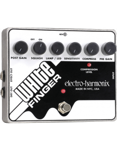 EHX,White finger