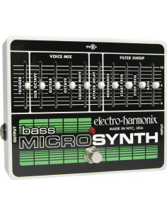 EHX,Bass micro synthesizer