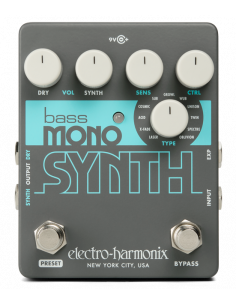 EHX,Bass mono synth