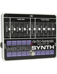 EHX,Micro synthesizer
