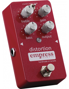 Empress Effects,DISTORTION