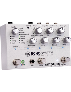 Empress Effects,ECHOSYSTEM