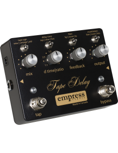 Empress Effects,TAPE DELAY