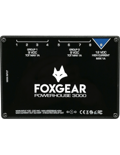 Foxgear,Powerhouse 3000