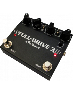 Fulltone,Fulldrive 3 - Custom Shop