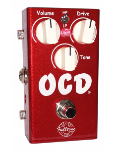 Fulltone,Ocd Candy Apple Red
