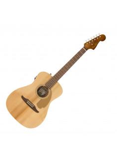 Fender,Malibu Player, Walnut Fingerboard, Natural