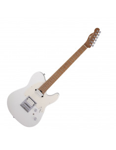 Charvel,Pro-Mod So-Cal Style 2 24 HH HT CM, Caramelized Maple Fingerboard, Snow White
