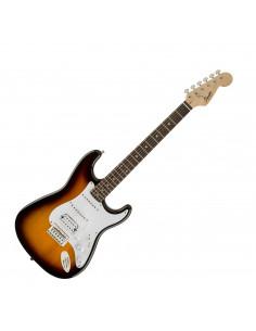 Squier,Bullet® Stratocaster® HSS, Laurel Fingerboard, Brown Sunburst