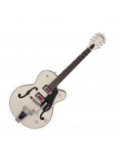 "Gretsch,G5410T, Electromatic® ""Rat Rod"",Matte Vintage White"