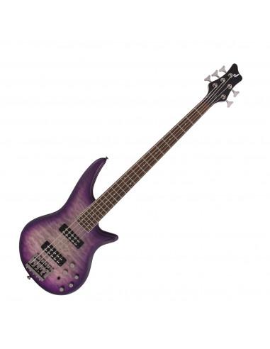 Jackson,JS Series Spectra Bass JS3QV,Purple Phaze