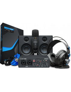 Presonus, Audiox USB 96 Ultimate Black