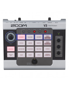 Zoom,V3 Processeur vocal