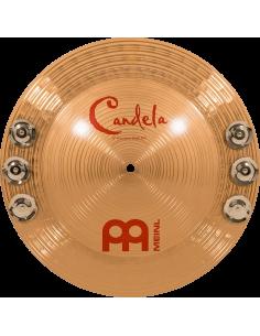 "Meinl,CA14PJB,Candela,Percussion Jingle Bell,14"""