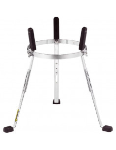 Meinl - Steely II Conga Stands (Patented) Chrome for Woodcraft Series 11""