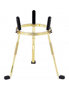 Meinl - Steely II Conga Stands (Patented) Gold for Mongo Santamaria Artist Series 11""