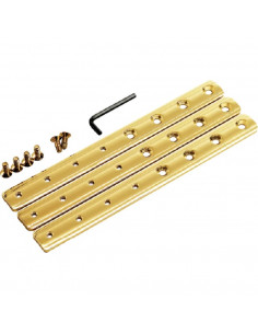 Meinl - Steely II Conga Stand Height Expander Sets (DE Patent) Gold