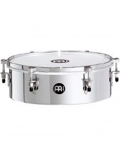Meinl,MDT13CH,Drummer Timbale Mini Timbale,Steel,13""
