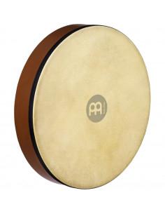 "Meinl,HD12AB,Goatskin Hand Drum,Siam Oak,African Brown,12"""