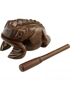 Meinl,FROG-L,Frog Large Brown