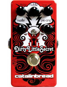 Catalinbread,Dirty little secret red