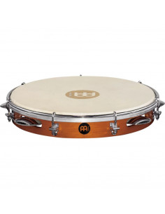 """Meinl,Traditional Wood Pandeiros Chest Nut 10"""""""