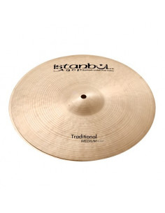 Istanbul Agop - MH15,Traditional Medium Hi Hat 15""