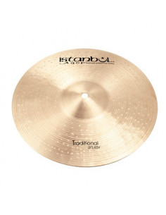 Istanbul Agop - SP10,Traditional Splash 10""