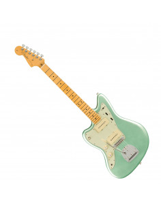 Fender,American Pro II Jazzmaster® Left-Hand, Mystic Surf Green