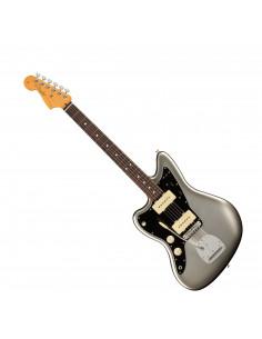 Fender,American Pro II Jazzmaster® Left-Hand, Mercury