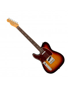 Fender,American Pro II Tele® Left-Hand, 3-Color Sunburst