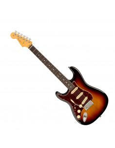 Fender,American Pro II Strat® Left-Hand, 3-Color Sunburst
