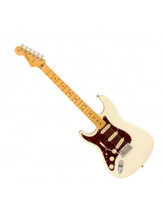 Fender,American Pro II Strat® Left-Hand, Olympic White