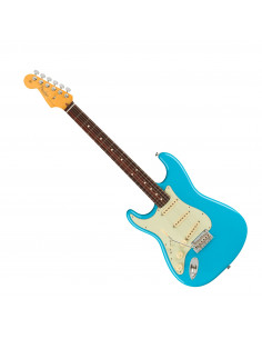 Fender,American Pro II Strat® Left-Hand, Miami Blue
