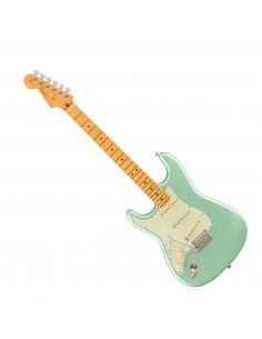 Fender,American Pro II Strat® Left-Hand, Mystic Surf Green
