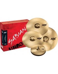 Sabian - AAX Promotional Set Set harmonique
